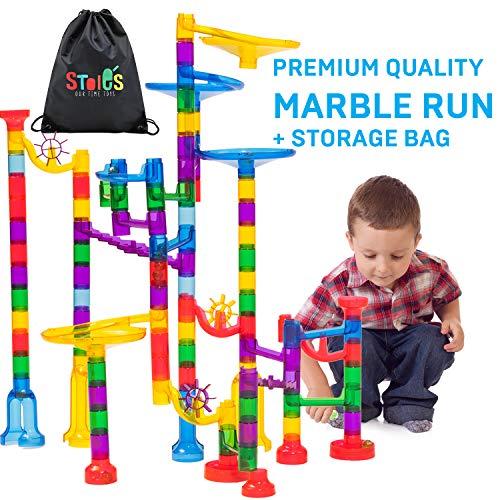 Stoie's Marble Run Set
