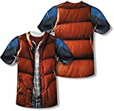 Youth: Back to the Future - Mcfly Vest Kids T-Shirt Size YXL