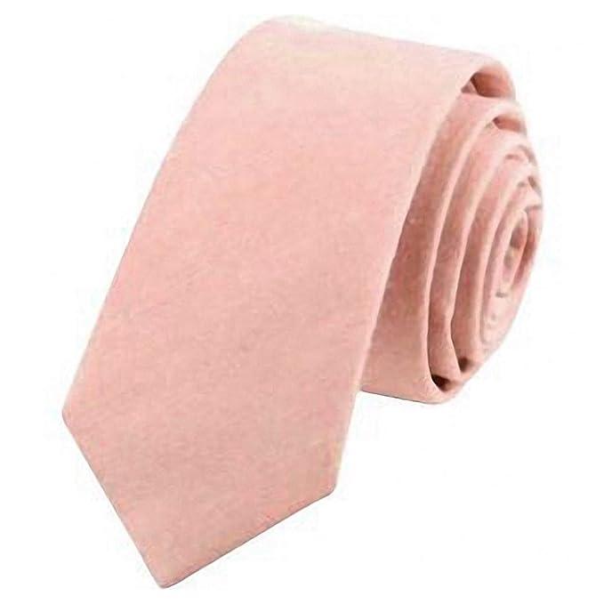 DB Dickie Bow - Corbata - para hombre Rosa Blush Pink/Peach Talla ...