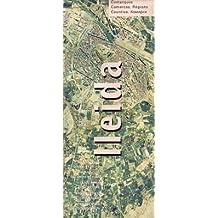 Plano-guía de la arquitectura de Lleida y comarcas