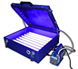 New 110V Silk Screen Vacuum UV Exposure Unit...