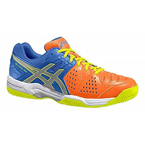 Zapatillas Asics Gel Padel Pro 3 SG azul - 44: Amazon.es: Deportes y aire libre