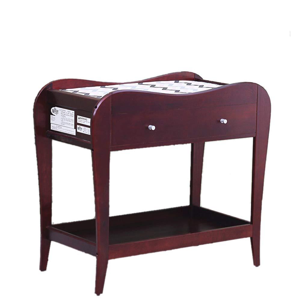 YXGH@ American Diaper Crib Changing Table Storage Shelf Newborn Touch Nursing Bathing Station Changing Pad Covers by YG-Changing Table Pads & Covers