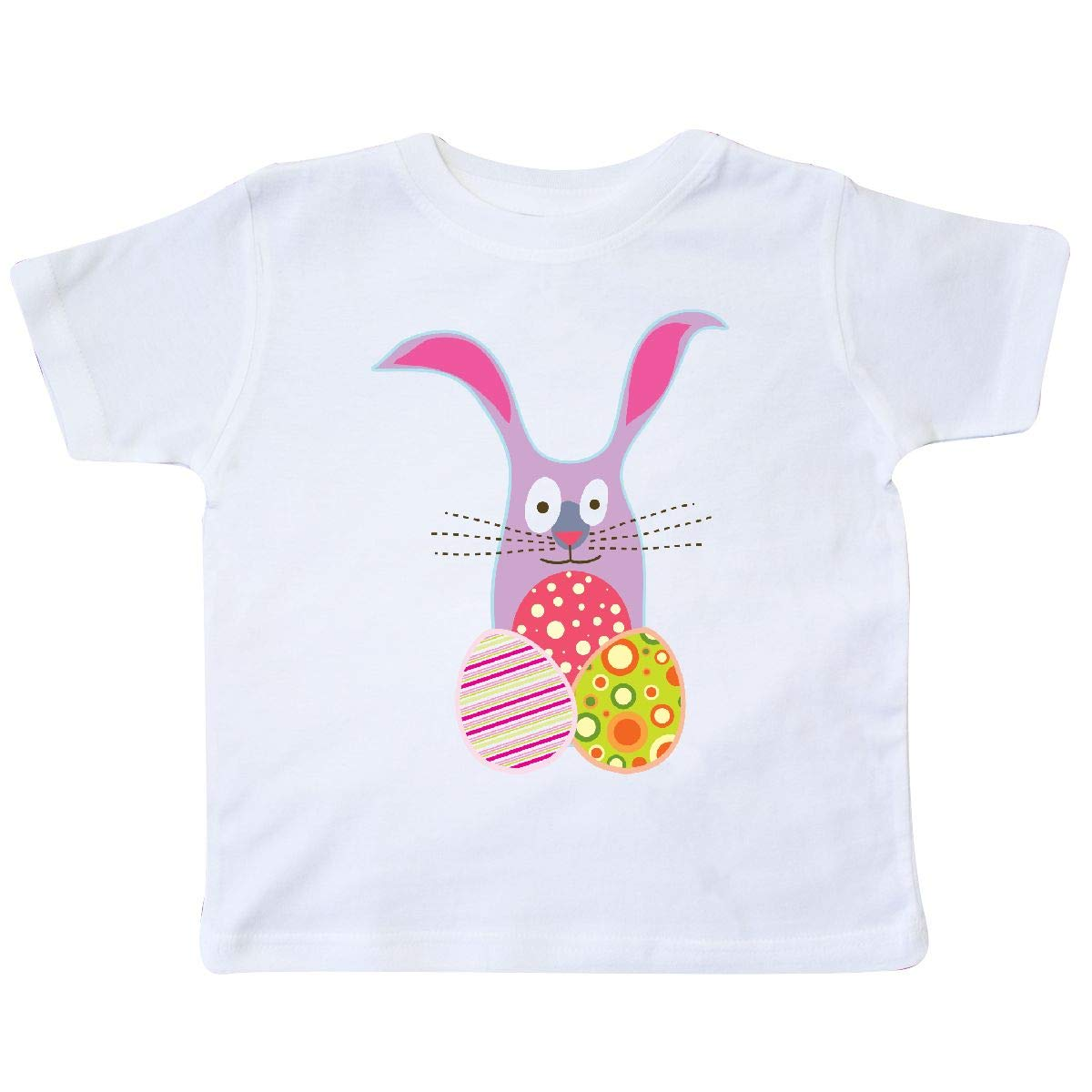 inktastic Funny Easter Bunny Holiday Toddler T-Shirt