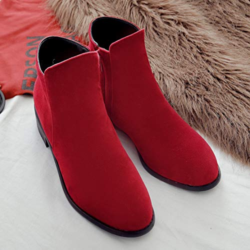 Stivali Donna Rot Classici Classici Aiyoumei Aiyoumei Rot Donna Classici Aiyoumei Aiyoumei Stivali Stivali Stivali Rot Donna Classici U5TTqRaw