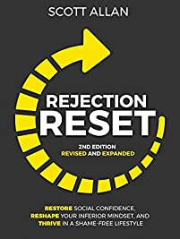 Rejection Reset by Scott Allan ebook deal