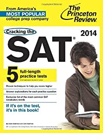 Cracking the SAT, 2009 Edition (College Test Preparation)