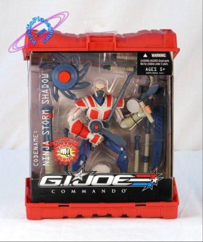Amazon.com: G.I. Joe Commando: Sigma 6 Ninja Storm Shadow 8 ...