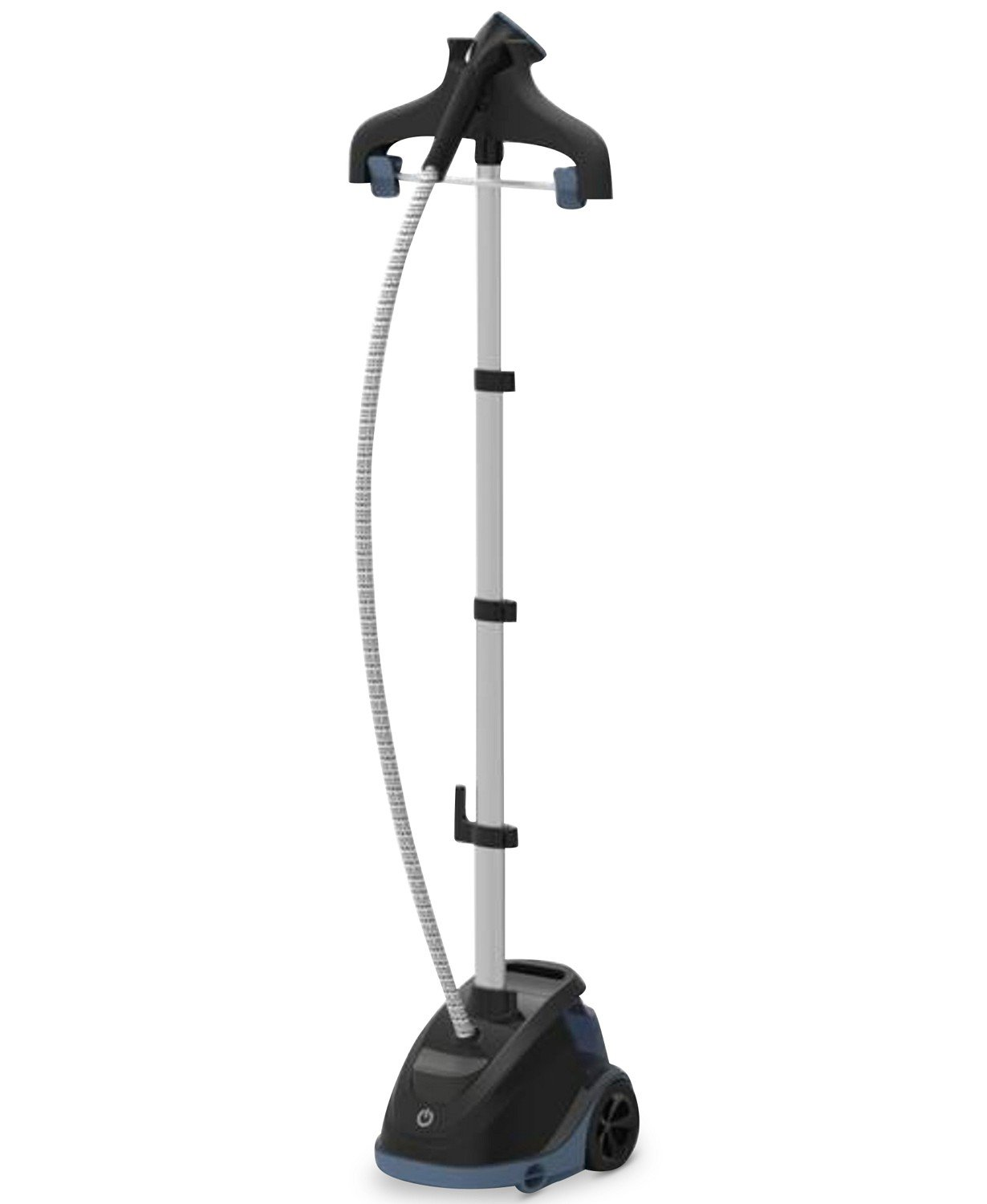 Rowenta Home IS6520 Line Master 360° Garment Steamer with Rotating Hanger, Blue