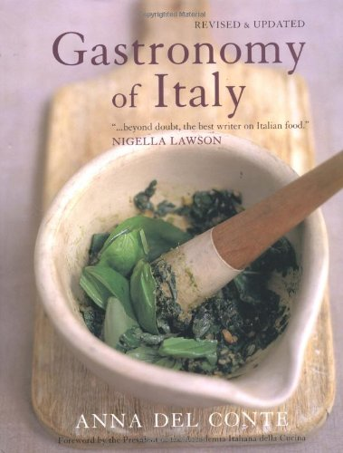 Gastronomy Of Italy ebook