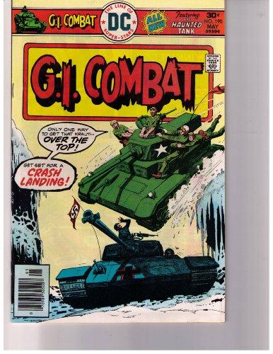 G.i. Combat No. 190 May 1976 (The Haunted Tank, Vol. 24)