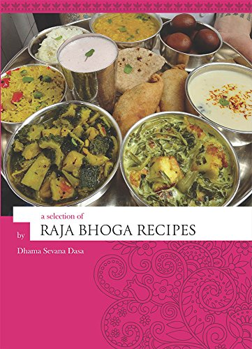 A selection of raja bhoga recipes kindle edition by dhama sevana a selection of raja bhoga recipes by das dhama sevana forumfinder Images