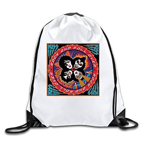 AGOGO KISS COVER POSTER Drawstring Backpack Bag (Underwear Mens Bauer)
