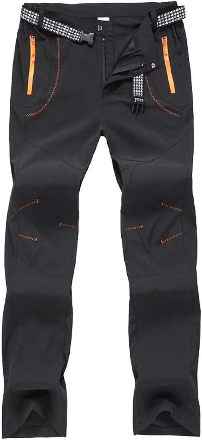 Brillanto Pantalones de Senderismo Hombre Mujer ...