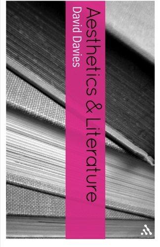 Aesthetics and Literature (Bloomsbury Aesthetics)