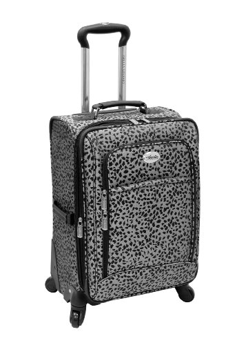 Amelia Earhart Luggage Safari 360 Collection 28