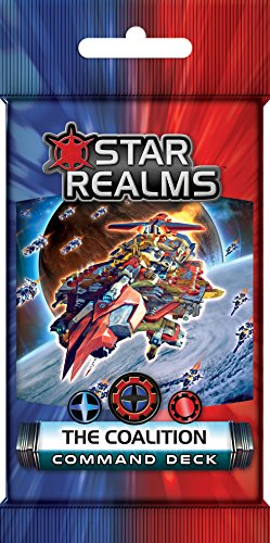 Star Realms Expansion: Command Deck - The Coalition