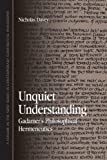 Unquiet Understanding, Nicholas Davey, 0791468429