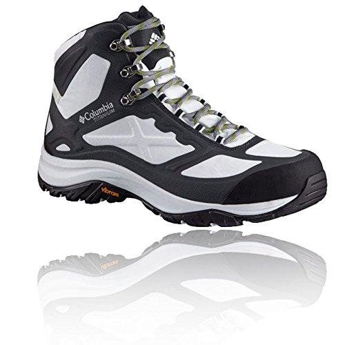 Columbia Terrebonne Outdry Ex Mid Hiking Stivali - SS17 Black