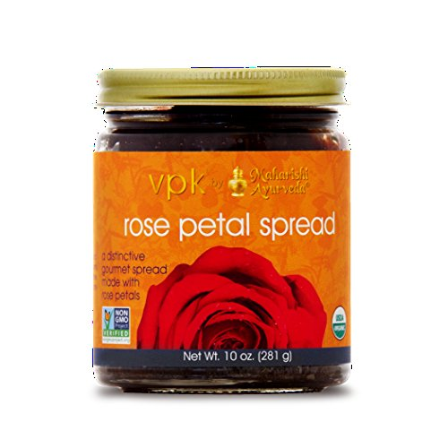 Organic Rose Petal Spread, 10oz (281g) (Rose Org)