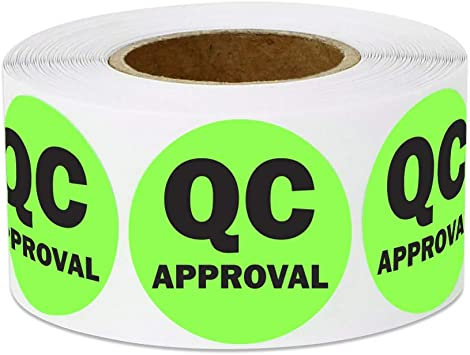"""1,000 Small 1//2/"""" Round Custom Roll Printed .5/"""" Circle Labels FREE SHIPPING"""