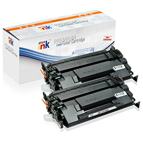Starink Replacememt with 26X CF226X Toner Cartridge Use with Laserjet Pro MFP M426FDW M426FDN Laserjet Pro M402N M402DN M402DW 2 (Mfp Drum Cartridge)