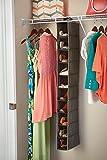 ClosetMaid 31492 Fabric Storage Bin, Small, Gray