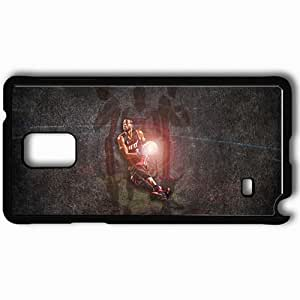 Personalized Samsung Note 4 Cell phone Case/Cover Skin 14613 1306339340 the 2 by momez d3h6s3q Black