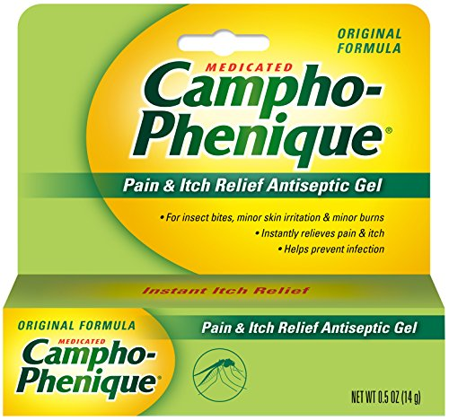 Campho-Phenique Antiseptic Gel, 0.5 Ounce ()