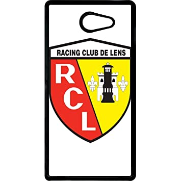 Carcasa para Sony M2 del escudo del club FC RCL Lens Simple ...