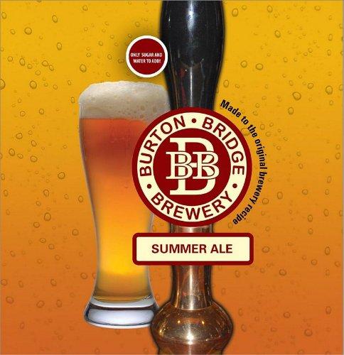 Burton Bridge Brewery Summer Ale homebrew beer kit