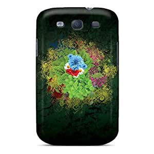 Fashion Design Hard Case Cover/ KyArpSZ6304cCoTP Protector For Galaxy S3