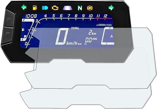 Cb125r 2018 Displayschutzfolie Tachoschutzfolie 2 X Entspiegelt Auto