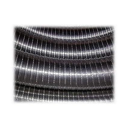 316 flexible de acero inoxidable manguera 10 mt de diámetro ...