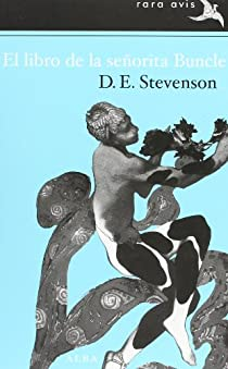 El libro de la señorita Buncle par Stevenson