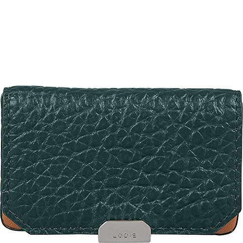 Lodis Borrego Under Lock and Key Mini Card Case (Forest)