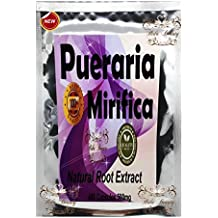 Premium 400 Capsules 500mg Pueraria Mirifica Extract Root Powder Bust Enhancement Augmentation Grown in Thailand