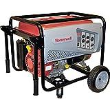 Honeywell 6151 5,500 Watt 389cc OHV Portable Gas Powered Generator