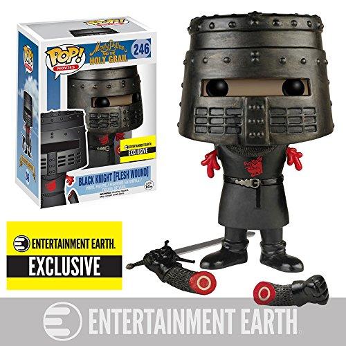 FUNKO Monty Python Holy Grail Flesh Wound Black Knight - EE Exclusive