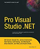 img - for Pro Visual Studio .NET (Expert's Voice) book / textbook / text book