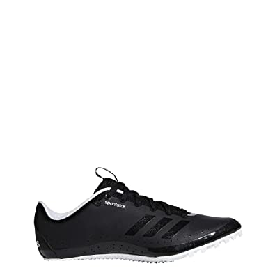 new arrival dc59a 0f6d4 adidas Sprintstar Spike Shoe - Women s Track   Field 7.5 Core Black White
