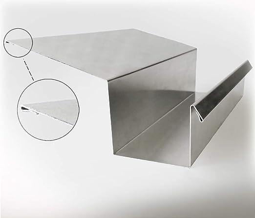 Kastenrinne 20 1 In Aluminium