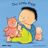 This Little Piggy (Nursery Time) (Baby Boardbooks)