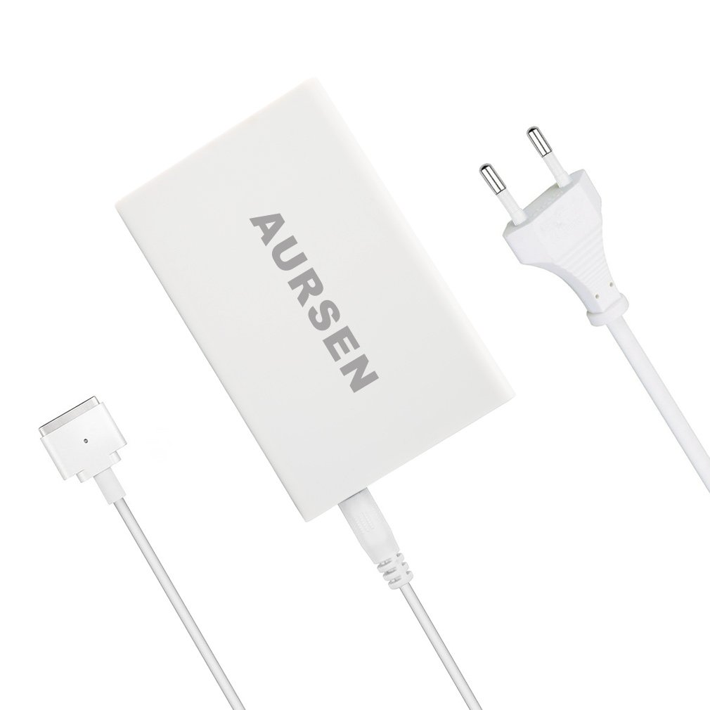 Aursen 45 W Ac Laptop Charger Adapter For Apple Magsafe Amazonco Pa 12 Power Supply Schematic Schema Circuit Dell Pa12 19v Notebook Electronics