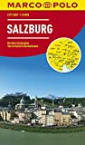 Salzburg Marco Polo City Map (Marco Polo City Maps)