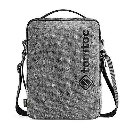 tomtoc 13 Inch Laptop Shoulder Bag for 12.9 iPad Pro