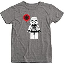 Trunk Candy Boys Valentines Stormtrooper Premium Tri-blend T-shirt