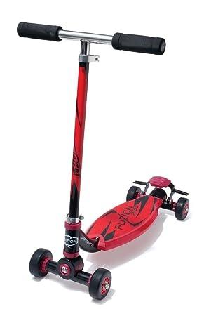 Fuzion Patinete funzion Sport Red Aluminio Rojo/Negro ...