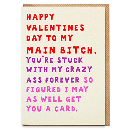 Valentines Day Card for Best Friend