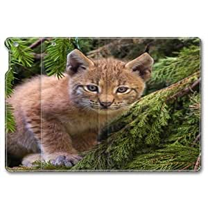 Baby Bobcat Smart Cover Case for iPad Air